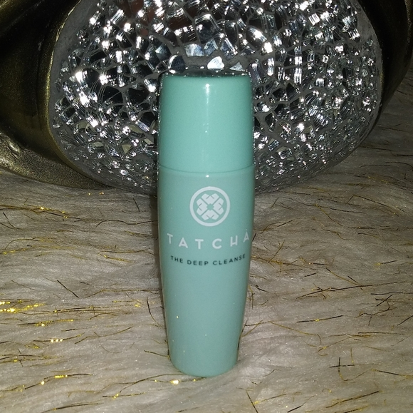 Tatcha the deep Cleanse Exfoliating Cleanser